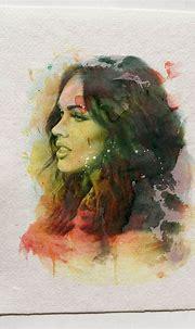 Digital Artwork watercolor