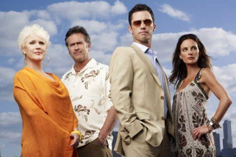 Burn Notice Bacon
