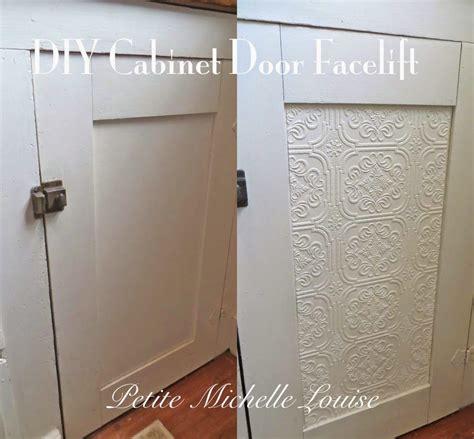 Wallpaper For Cupboard Doors by Wallpaper On Kitchen Cabinet Doors Gallery