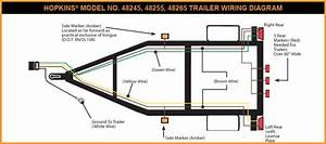 7 Way Trailer Connector Wiring Diagram Wirdig Intended