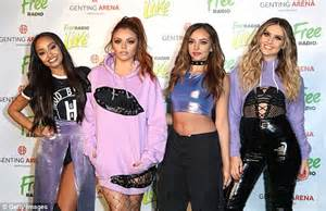 Little Mix hit the gym as they launch debut fitness range ...