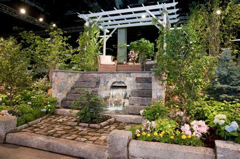 city landscaping ideas boston flower show city garden ideas