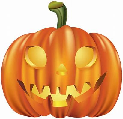 Pumpkin Clip Carved Halloween Clipart Transparent Background