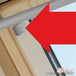 Velux Dachfenster Rollo : original velux rollo aufnahmen f r dachfenster ebay ~ Watch28wear.com Haus und Dekorationen