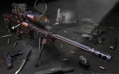 Wallpapers Guns Barrett Rifle Sniper Desktop Background