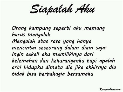 Quotes Bahasa Inggris Cinta Diam Diam