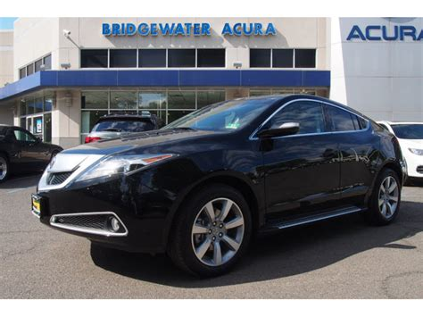 Pre-owned 2012 Acura Zdx Sh-awd W/advance Sh-awd 4dr Suv W