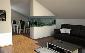 Pflegeleichte Haustiere Wohnung : kleines aquarium als beruhigendes element in die wohnung integrieren ~ Yasmunasinghe.com Haus und Dekorationen