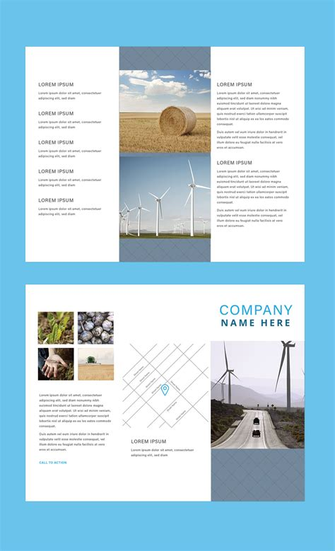 Free Adobe Brochure Templates by Professional Brochure Templates Creative Cloud By Adobe