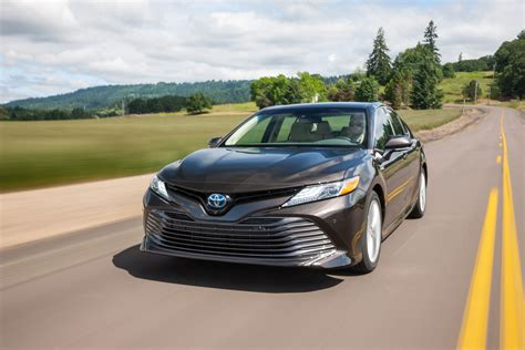for car 2018 toyota camry hybrid review caradvice