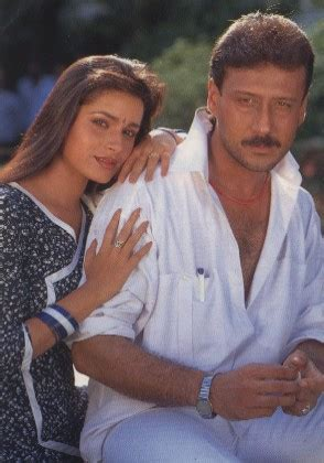 This Actress Was Jackie Shroff's Co-Star In A Movie ...