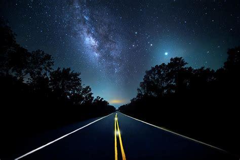 Galaxy Highway Photograph Mark Andrew Thomas