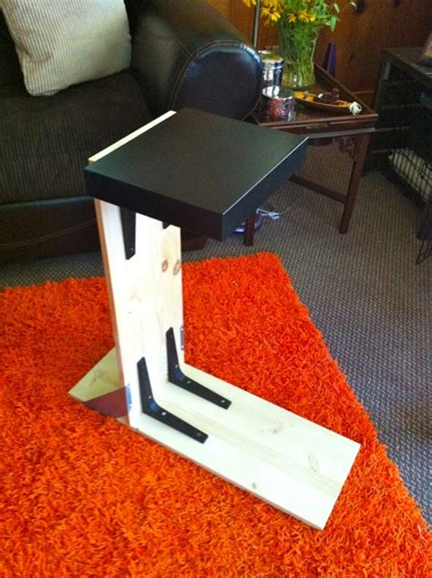 sofa table ikea hackers