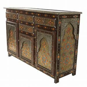 Möbel De Kommoden : marokkanische kommode samar gross bei ihrem orient shop casa moro ~ Orissabook.com Haus und Dekorationen