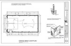 cabin plans with garage free garage plan cabin plans