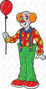 Birthday Clown Clipart (30+)