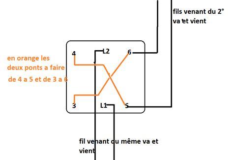 Schéma De Câblage Va Et Vient