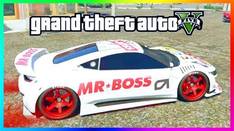Custom Mrbossftw Sports Car Dinka Jester In Gta 5! Custom