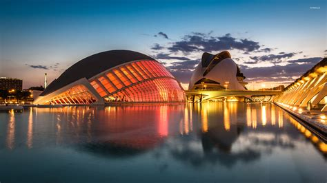 Valencia wallpaper - World wallpapers - #23371