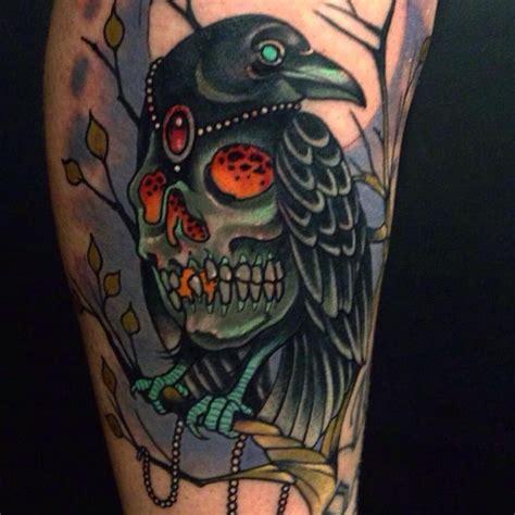 Best 25+ Bird Skull Tattoo Ideas On Pinterest