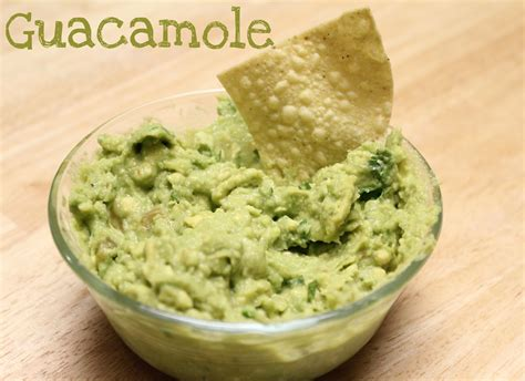 easy cuisine easy guacamole