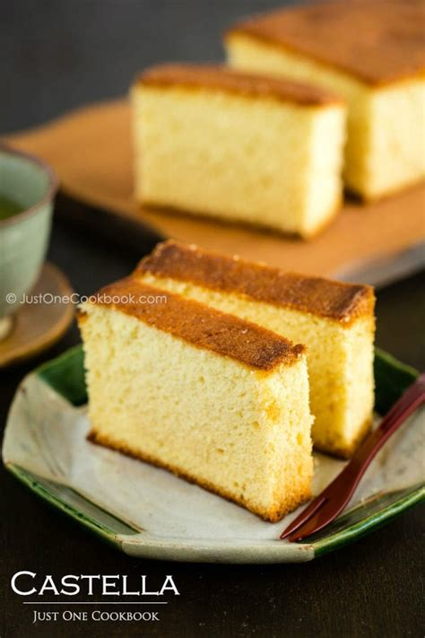 castella cake recipe   cookbook