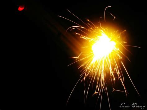 spark of light spark light lunatic visionary