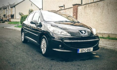 small peugeot cars for sale 2007 peugeot 207 for sale for sale in castletroy limerick