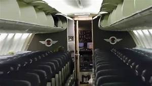 Inside The Aircraft Southwest Airlines Airplane - YouTube