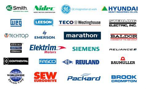 Electric Motor Brands by Precisionmotorslogos2 Precision Electric Motor Works