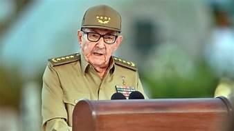 Raul Castro steps down