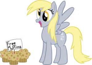 Derpy Hooves Happy