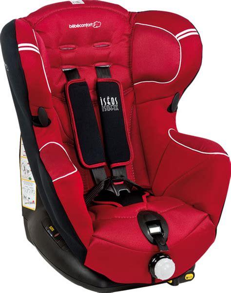 comment mettre un siege auto bébé confort iséos