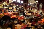 Granville Island Public Market   Gray Line Westcoast ...