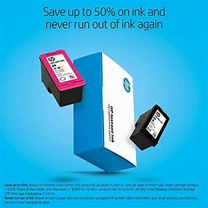 Hp Instant Ink 5 Dollar Prepaid Card  Use To Enroll In 50