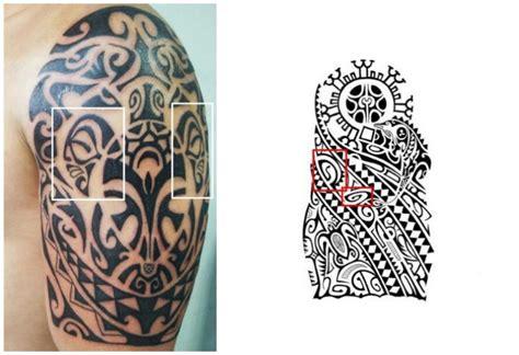 bedeutung maori polynesische maori tattoos bedeutung der tribalsmotive
