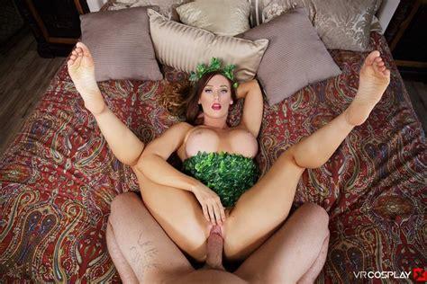 Poison Ivy Vr Porn Cosplay Starring Dani Jensen By Mobilevrxxx