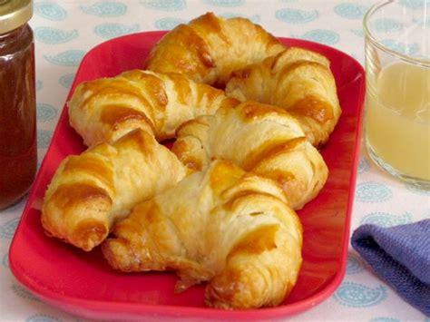 recette pour enfant croissants maison