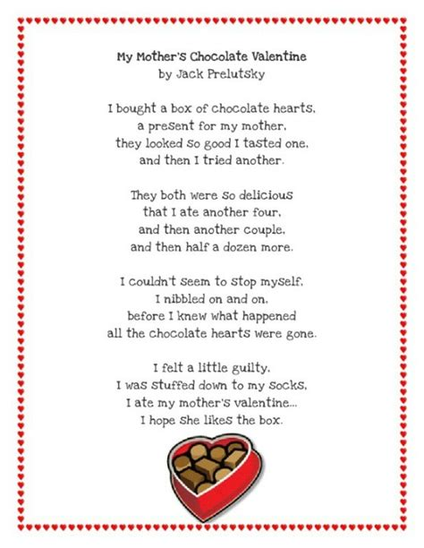 My Valentine Poems