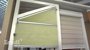 Schräge Fenster Gardinen : tipps zum gestalten mit gardinen und alternativen youtube ~ Watch28wear.com Haus und Dekorationen
