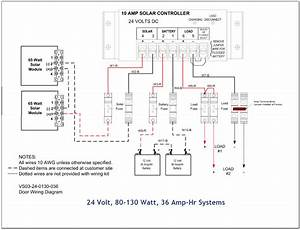 Full List Of Solar System Wiring  U0026 Installation Circuit Diagram