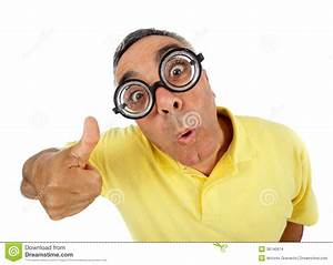 Surprised Man With WOW Expression. Stock Images - Image ...