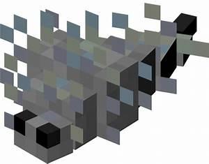 Poisson D39argent Minecraft
