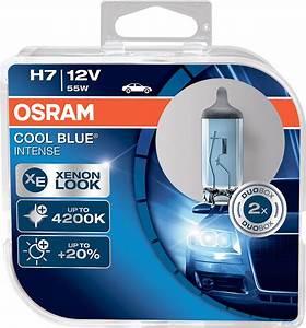 Osram Cool Blue Intense 5w5 : le migliori lampade h7 effetto xenon jguana ~ Jslefanu.com Haus und Dekorationen
