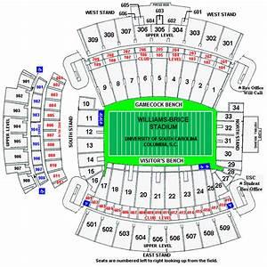 South Carolina Gamecocks Season Tickets | TheTicketBucket.com