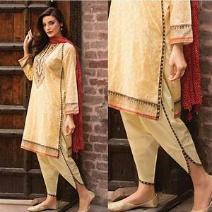 Dhoti Saree Design Pakistani Shalwar Kameez For Eid By Kayseria Salwar