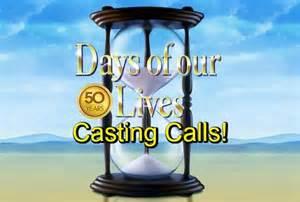 U2018days Of Our Livesu2019 Spoilers Four New Casting Calls