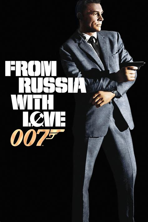 russia  love poster artwork sean connery