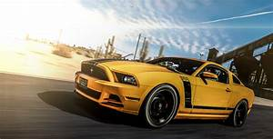 Ford Mustang Boss 302 2013  Add-on    Replace