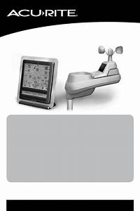 Acurite Weather Station Manuals